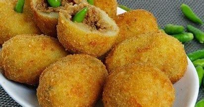 resep  membuat kroket kentang