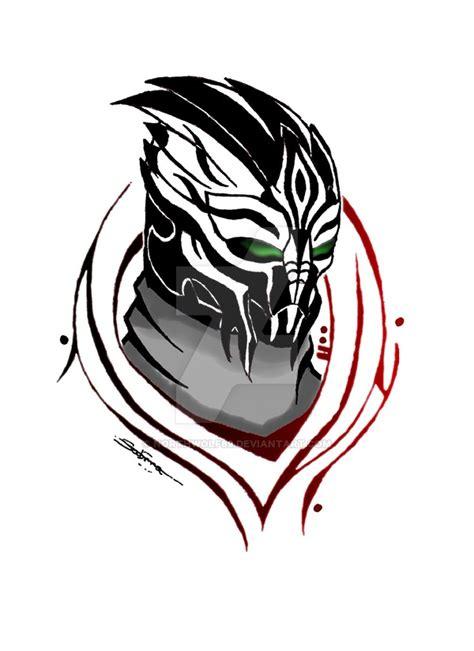 nihlus kryik tattoo by northwolf89 on deviantart
