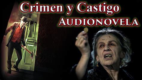 libro crimen y castigo crimen y castigo audionovela presentada por mario vargas llosa youtube