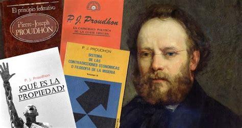 libro pierre joseph proudhon lanarchie antolog 237 a de proudhon acracia