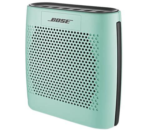 Bose Soundlink Speaker Portable Mint bose soundlink colour portable wireless speaker mint