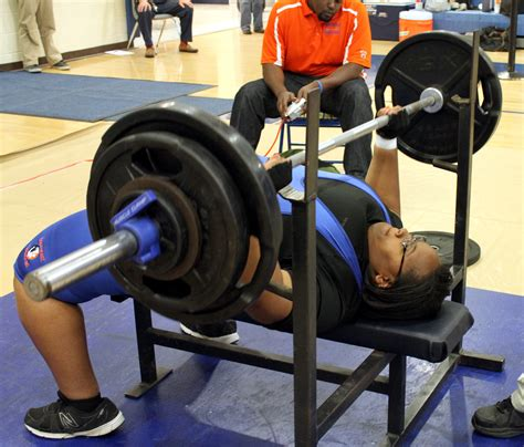 high school bench press anderson leads way for pirates ht preps