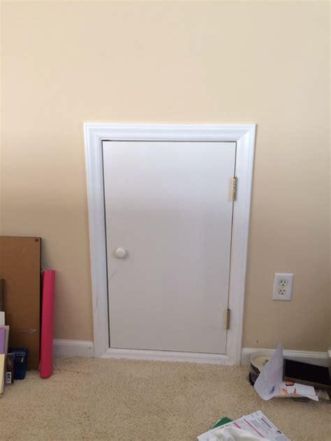 small attic door - Small Door