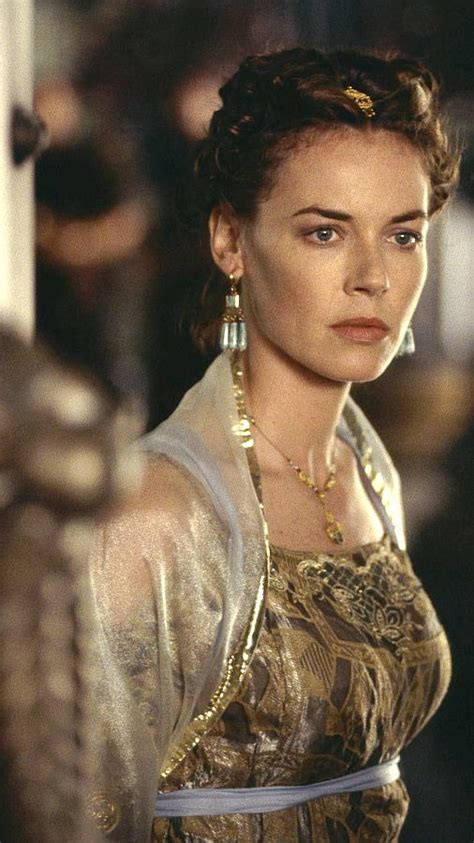 Gladiator Film Actress | connie nielsen actress