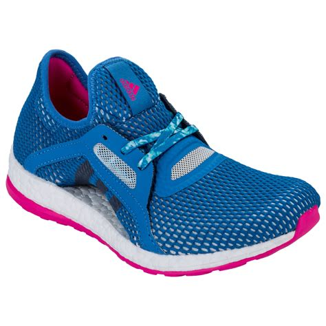 adidas women size womens adidas pure boost x running shoes shock in various