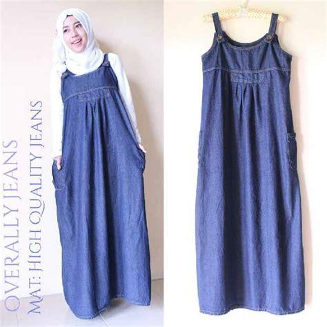 Gamis Dress Baju Muslim Murah Cewek Muslimah 61 ragam model baju kodok overall muslimah terbaru 2016