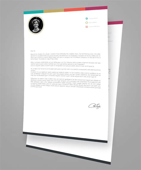 Creative Infographic Resume Design Template With Cover Letter In Psd Ai Eps Indd Cdr Doc Letter Infographic Template