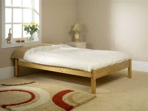 friendship mill studio bed ft single pine wooden bed