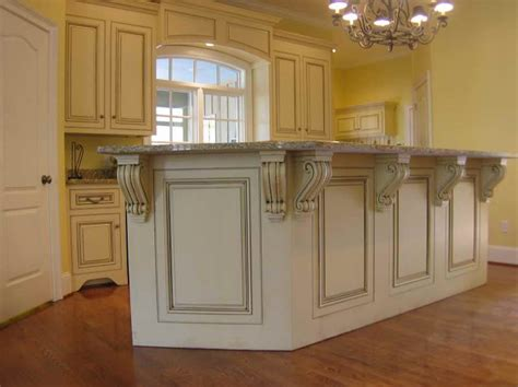 Glaze On Kitchen Cabinets | kitchen how to make glazed white kitchen cabinets