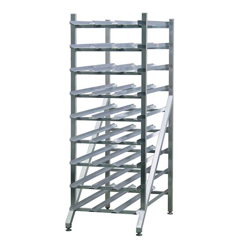 Can Racks by New Age 1256 71 Quot H Stationary Can Rack W 216 10 Or 297