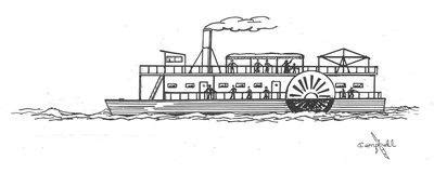 steam boat drawing related keywords suggestions for steamboat drawing