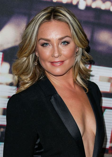 elisabeth rohm at live from new york premiere in los