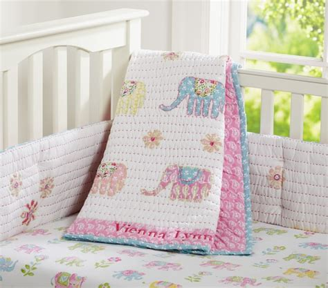 elephant nursery bedding sets vienna elephant nursery bedding set pottery barn