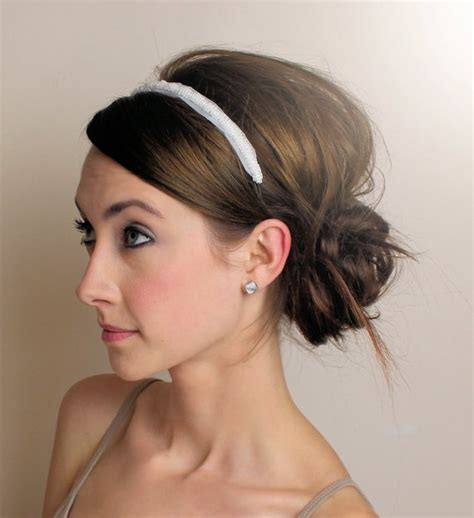 easy hairstyles with headbands 5 hairstyle ideas to try at the office hair world magazine