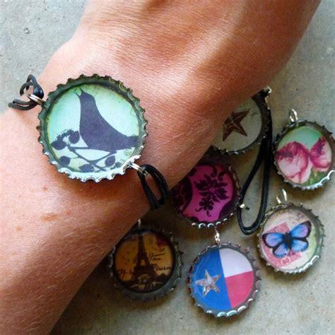 best captures top 25 best bottle cap jewelry ideas on diy