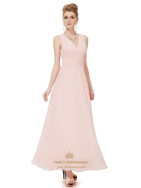 Light Pink Dresses by Light Pink Vintage Bridesmaid Dress Light Pink