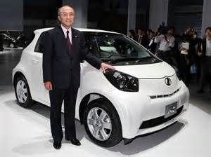 new launching cars toyota launch new compact car quot iq quot 5 of 13 zimbio
