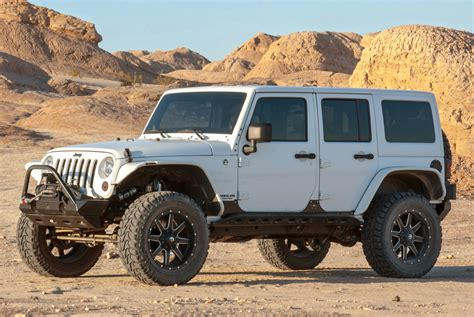 Icon Jeeps Icon 1 75 4 Quot Adjustable Front Coilover Conversion System