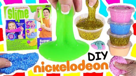 Slime Kit Slime recipe for nickelodeon slime dandk