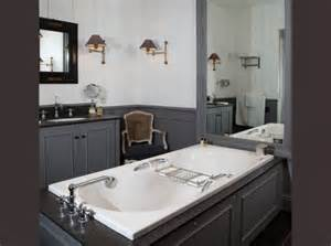 photo meuble salle de bain flamant