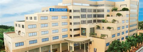 Dhirubhai Ambani International School Mumbai K 12 Co