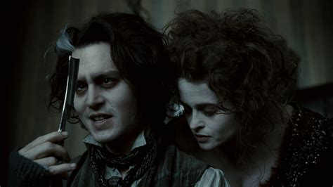 Tim Burtons Sweeney Todd by Review Sweeney Todd The Barber Of Fleet