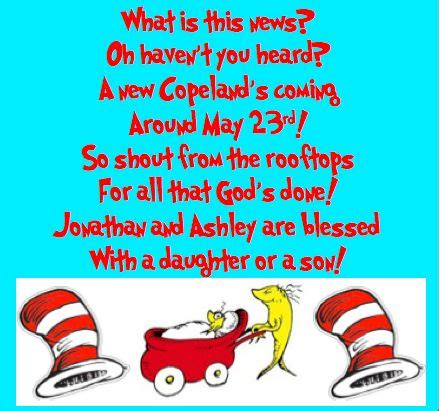 Dr Seuss Baby Shower Poems by 25 Best Ideas About Pregnancy Announcement Poems On