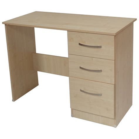 maple student desk maple single desk