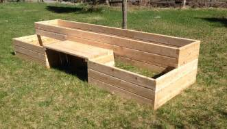 Garden Kit Raised Garden Bed Kits With Bench