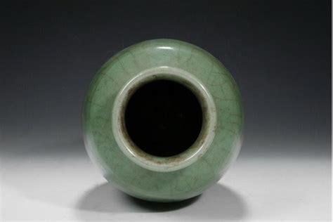 a longquan celadon vase
