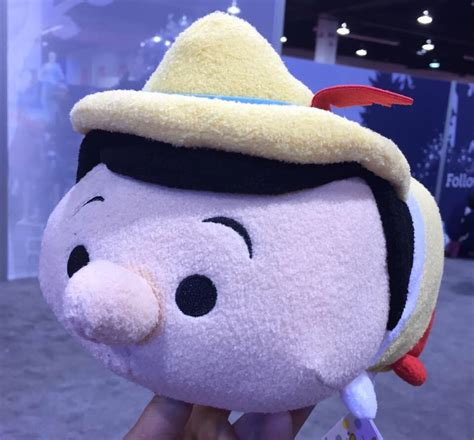Tsum Pinokio a look at the new medium and large pinocchio collection