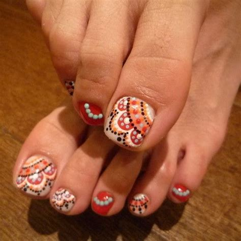 decorados de uñas de pies bonitos dise 241 os de unas juveniles para los pies buscar con