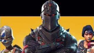 fortnite skin chevalier noir escapadeslegendesfr
