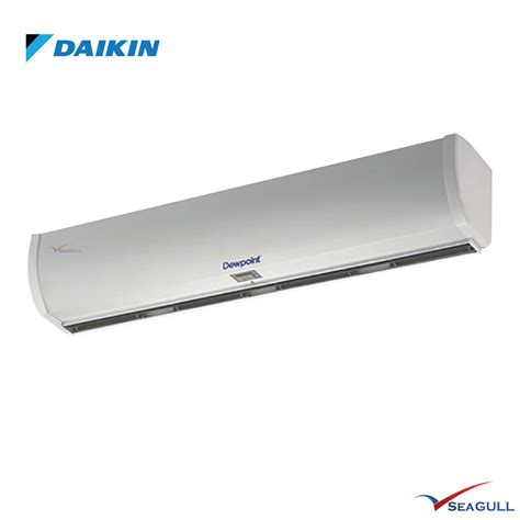 air curtain acson dewpoint air curtain daikin ga turbo 3 x 20 seagull my