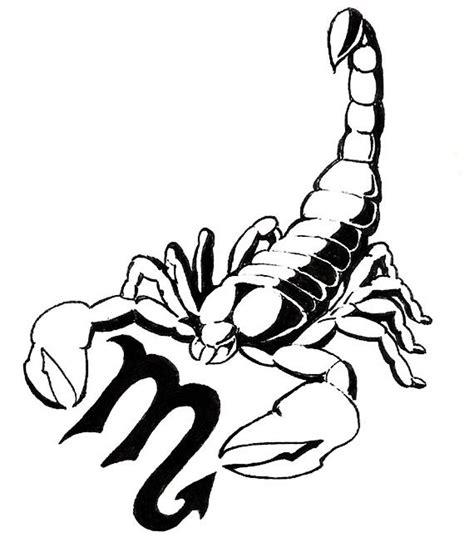 small scorpion tattoo designs 26 wonderful scorpio designs