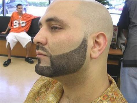 shaving for man style wallpaper أغرب ستايلات حلاقة شعر الوجه شبكة ابو نواف