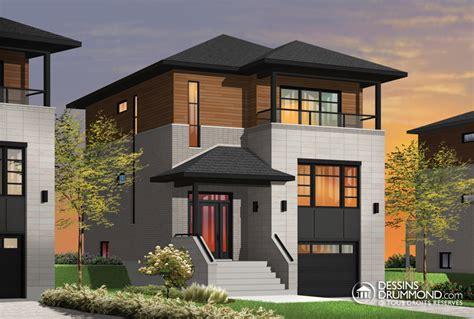 Villa Luxury Home Design Houston by Zen Contemporain W3473 Maison Laprise Maisons Pr 233