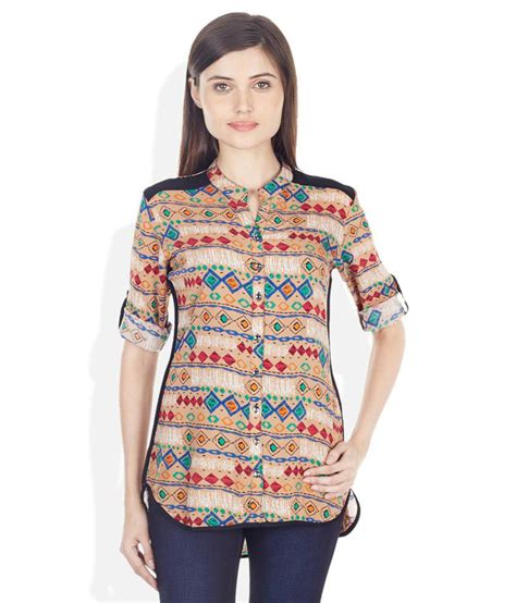 Diba Tunic 3 N1 buy deal beige cotton tunics at best prices in india snapdeal