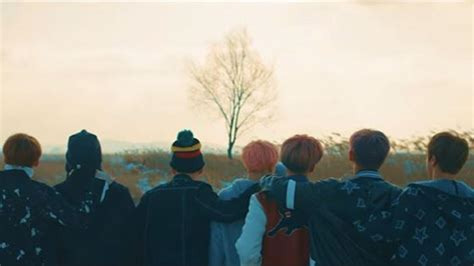 bts spring day review bts are poignant and fierce in spring day and