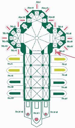 cupola santa fiore descrizione pianta cattedrale