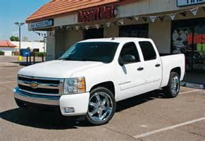 2008 chevy silverado buildup slp suspension truckin