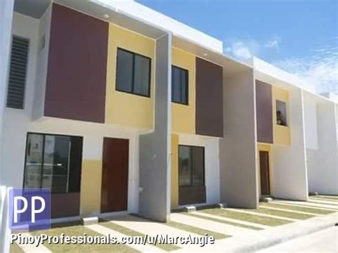 sunberry homes subdivision cebu houses for sale affordable sunberry homes townhouse in lapu lapu for just