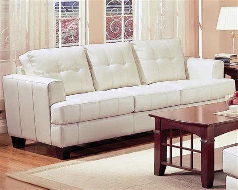 coaster leather sofa coaster contemporary leather sofa samuel co 5016 s
