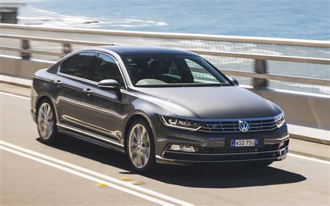 volkswagen passat r line vw passat 206tsi r line on sale in australia in november