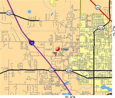 zip code map gainesville fl 32606 zip code gainesville florida profile homes