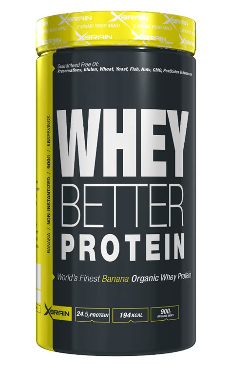 Whey Better Protein An Organic Grass Fed Whey Concentrate