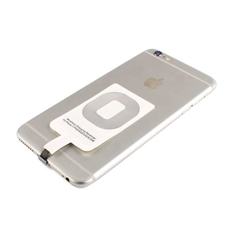 Charger Iphone 5 5s 6 10 universal qi wireless charger power charging receiver kit