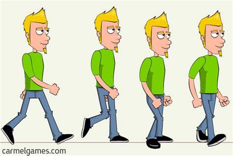 flash tutorial walking man walk cycle tutorial part 1 carmel games carmel games