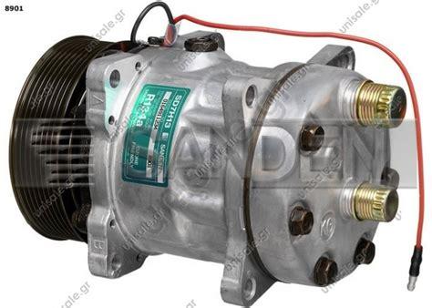 Kompresor Sanden 507 Ori Universal 1 a c systems συμπιεστεσ compressor a c systems