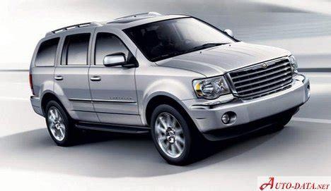 Chrysler Aspen Wiki Bilder Chrysler Aspen 1 4